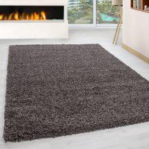 Ay life 1500 taupe 240x340cm egyszínű shaggy szőnyeg