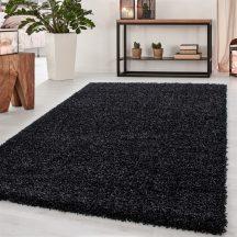 Ay dream 4000 antracit 60x110cm egyszínű shaggy szőnyeg