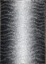 Hosszú Szálú Szőnyeg, Ber Seher 3D 2609 80X150Cm Sötét Szürke Szőnyeg