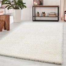 Ay life 1500 krém 240x340cm egyszínű shaggy szőnyeg
