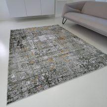 Modern szőnyeg akció, ZARIF 005 zöld-arany 240x340cm