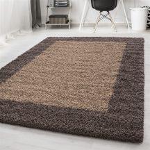 Ay life 1503 taupe 240x340cm - shaggy szőnyeg akció