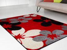 Comfort 4808 piros 80x250cm Szőnyeg