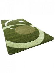 Margit 038 Zöld 60X110Cm Szőnyeg