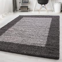 Ay life 1503 szürke 240x330cm - shaggy szőnyeg akció