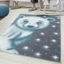 Ay bambi 810 kék 120x170cm gyerek szőnyeg akciò