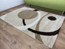 Kyra 932 bézs 150x230cm - modern szőnyeg