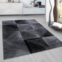 Ay plus 8003 fekete 80x300cm modern szőnyeg akció