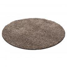Ay dream 4000 mokka 120cm kör shaggy szőnyeg