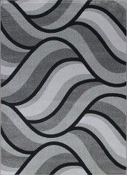 Ber Art 1638 Szürke 160X220Cm Szőnyeg
