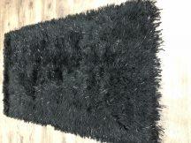 Kd Mala Fekete 80X150Cm Luxus Shaggy Szőnyeg