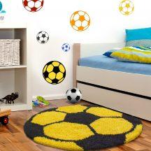 Ay fun 6001 sárga 100cm gyerek shaggy szőnyeg