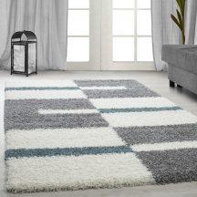 Ay gala 2505 türkiz 100x200cm - shaggy szőnyeg akció
