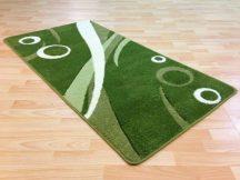 Margit 9842 Zöld Szőnyeg 60X110Cm Szőnyeg