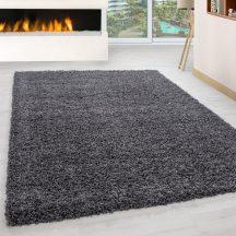 Ay life 1500 sötétszürke 240x340cm egyszínű shaggy szőnyeg