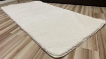 Serrano fehér 120x170cm-gumis hátoldalú
