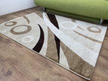 Kyra 931 bézs 80x150cm - modern szőnyeg