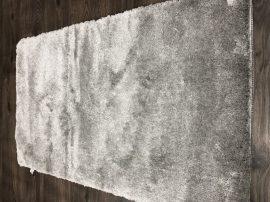 Szuper Puha Szőnyeg 40X70Cm Szürke