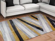 Modern szőnyeg, Franc 0423 sárga 80x150cm szőnyeg