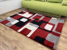 Kyra 929 piros 120x170cm - modern szőnyeg