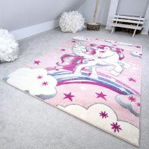 Gyerekszőnyeg akció, EPERKE 160x230cm 239 unicornis szőnyeg