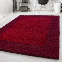 Ay life 1503 piros 100x200cm - shaggy szőnyeg akció