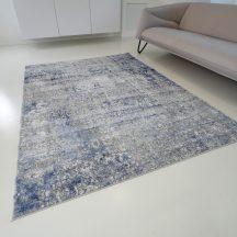 Modern szőnyeg akció, ZARIF 005 szürke-kék 80x150cm