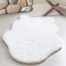 Ay shaffel 1000 krém 100x150cm shaggy szőnyeg