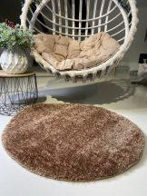 Prémium camel kör shaggy szőnyeg 80cm