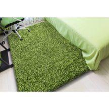 Dy Shaggy Egyszínű Zöld Szőnyeg 120X170Cm