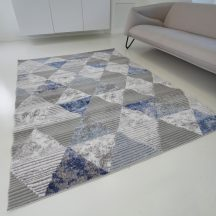 Modern szőnyeg akció, ZARIF 9928 szürke-kék 160x220cm