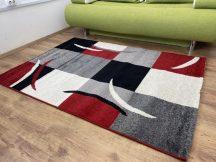Kyra 731 piros 120x170cm - modern szőnyeg