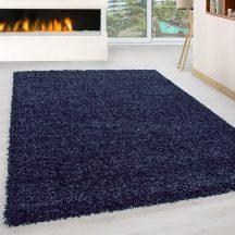 Ay life 1500 kék 100x200cm egyszínű shaggy szőnyeg