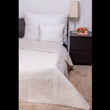 Ágytakaró Clara bézs márvány 235x250cm
