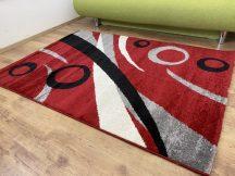 Kyra 931 piros 120x170cm - modern szőnyeg