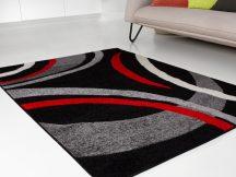 Comfort 4791 fekete 80x250cm Szőnyeg