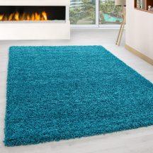 Ay life 1500 türkiz 240x340cm egyszínű shaggy szőnyeg