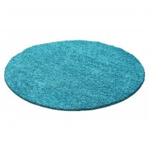 Ay dream 4000 türkiz 80cm kör shaggy szőnyeg