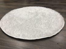 Sydney fehér 100cm kör szőnyeg