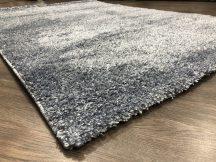 Shaggy szőnyeg akció, Venice kék 80x150cm szőnyeg