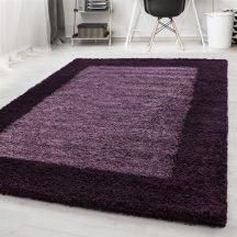 Ay life 1503 lila 60x110cm - shaggy szőnyeg akció