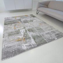 Modern szőnyeg akció, ZARIF 007 zöld-arany 240x340cm