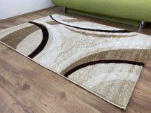 Kyra 563 bézs 150x230cm - modern szőnyeg