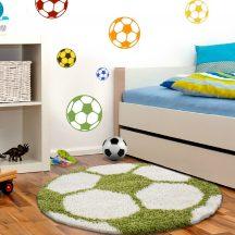 Ay fun 6001 zöld 100cm gyerek shaggy szőnyeg