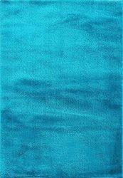 Hosszú Szálú Szőnyeg, 160X220Cm Ber Seher 3D 2002 Türkisz Szőnyeg