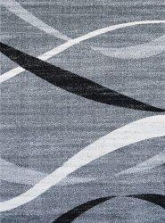Ber Monte 1290 80X150Cm Szürke Szőnyeg