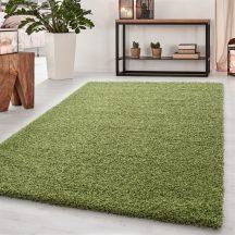 Ay dream 4000 zöld 65x130cm egyszínű shaggy szőnyeg