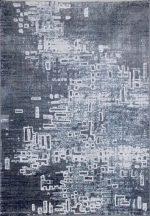 Ber Romans 2152 180X260Cm Szürke-Kék Szőnyeg