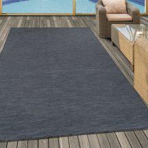 Ay Mambo fekete 160x230cm síkszövésű szőnyeg