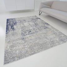 Modern szőnyeg akció, ZARIF 005 bézs-kék 80x150cm